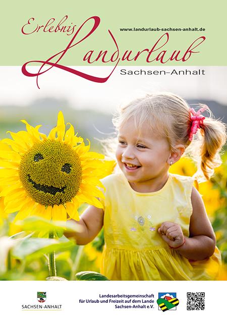 Katalog Landurlaub in Sachsen-Anhalt 2018