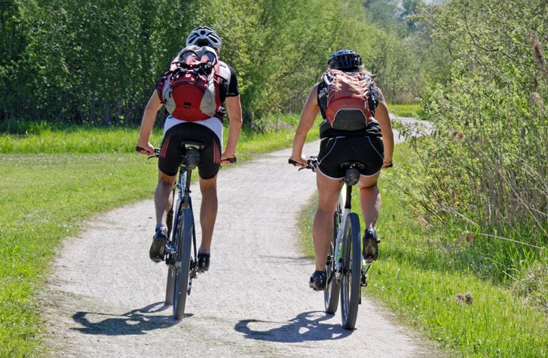 Radfahren - Machen Sie Landurlaub in Sachsen-Anhalt