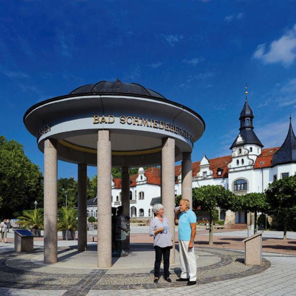 Eisenmoorbad Bad Schmiedeberg